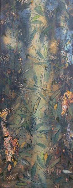 Falling to Earth 1- Art Gallery - Hampton London Artist Jenny Brown